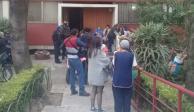 Mueren dos adultos mayores y su perro por intoxicación de gas en Tlatelolco
