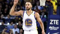 Stephen Curry será baja por tres meses, luego de fractura