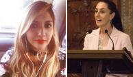 Reprueba Sheinbaum castigo público a Karen Espíndola tras videos