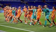 Holanda hace historia al llega a su primer Final del Mundial Femenil