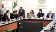 Alista Senado terna de aspirantes a presidencia de CNDH