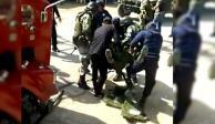 Muere elemento de la Guardia Nacional agredido en Bochil, Chiapas