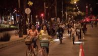 Paseo Nocturno de Primavera recorrerá 18 kilómetros de la CDMX
