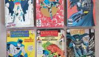 Roban colección de cómics de Batman, valuada en 1,4 millones de dólares