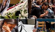 FOTOS: El último adiós a Norberto Ronquillo