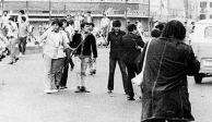 """Revelarán fotos inéditas de la masacre del """"Jueves de Corpus"""""""