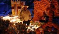 Dispondrán turistas de apoyo móvil en Noche de Ánimas en Michoacán