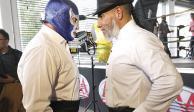 Blue Demon se retira en caso de no ganar