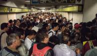 Metro, al borde del colapso operativo y financiero, advierte ONG