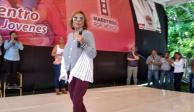 Elba Esther Gordillo está en su derecho de manifestarse, aclara AMLO