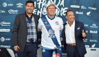 Juan Reynoso, nuevo DT del Puebla, dice que es el reto más importante