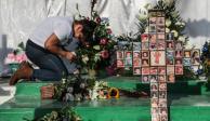 FOTOS: Así es el mausoleo de los menores fallecidos en la guardería ABC