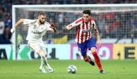 Real y Atlético igualan sin anotaciones en el derbi de Madrid
