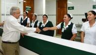 AMLO anuncia creación de distribuidora de medicamentos