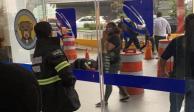 Asalto desata balacera en Interlomas; muere un policía