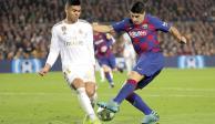 Barcelona y Real Madrid empatan 0-0 después de 17 años