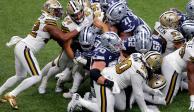 Santos derrota a Dallas en cierre dominical de la Semana 4 de NFL