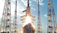 India lanza con éxito su misión al inexplorado lado oscuro de la Luna