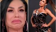 Llorando, Lis Vega pide a su exesposo que le devuelva el dinero que le robó