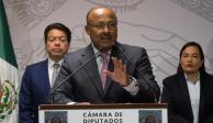 René Juárez Cisneros presenta renuncia a coordinación de diputados del PRI
