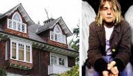 ¡A la venta! La casa donde se suicidó Kurt Cobain