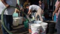 No existe posibilidad de que se privatice el agua, afirma López Obrador