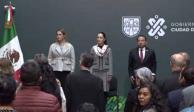Sheinbaum encabeza ceremonia por Independencia de México