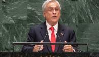Piñera pide sancionar a potencias que dañen integración económica