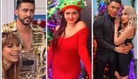 Celia Lora y los Acapulco Shore arman posada navideña de locura