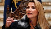 """Áñez prevé organizar elecciones en Bolivia hoy """"si Dios lo permite"""""""