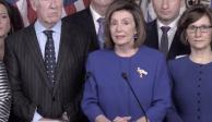 Demócratas y Trump alcanzan acuerdo para firmar T-MEC