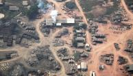 Enfrenta Amazonia tala, fuego... y a Bolsonaro