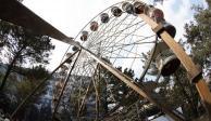 Menor sufre accidente en Six Flags; parque lo culpa por violar reglas del juego