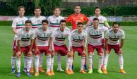 Tricolor Sub 22 derrota a Veracruz en duelo de preparación