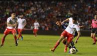 Necaxa rescata pase a semifinales al 79' ante Querétaro