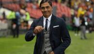 Paco Palencia está listo para dirigir a Cruz Azul