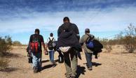 México recibirá algunos migrantes devueltos por EU