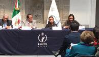CNDH exige garantizar acceso a la salud en todo México