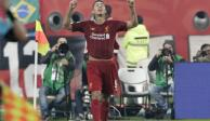 Liverpool conquista Mundial de Clubes con gol de Firmino en tiempo extra