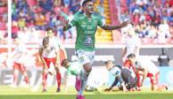 Con triplete de Ismael Sosa, León supera 4-2 al Necaxa