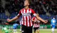 Monterrey acepta interés por fichar a Luuk de Jong