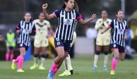Rayadas arrebatan triunfo al América en semifinal de Liga MX Femenil