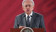 Gobierno cumplirá todos los requisitos en Santa Lucía, asegura Jiménez Espriú