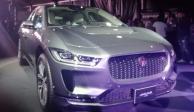 Jaguar I-Pace, SUV que se integra al parque vehicular cero emisiones del país