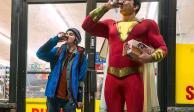 Shazam!, un superhéroe a medida para el cine