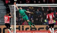 Érick Gutiérrez se queda en la banca en el triunfo del PSV