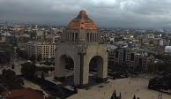Nublados y chubascos, pronóstico para este sábado en Valle de México