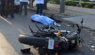 Disminuyen en CDMX accidentes con bicicleta pero aumentan con motos