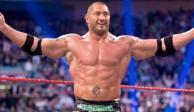 Dave Bautista dice adiós a la lucha libre, después de 20 años de carrera