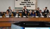 Diputados discuten ley contra facturas falsas; oposición acusa persecución